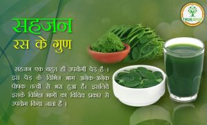 Read more about the article सहजन रस के गुण